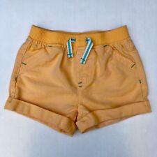 CAT & JACK baby shorts - boys 6-9 months - drawstring - cuffed
