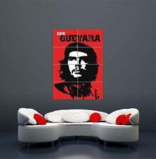 Maxi Che Guevara Red Giant XXL Poster Art Print