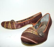 Poetic Licence London JEWELED EXPRESSION Copper Pumps 8.5M