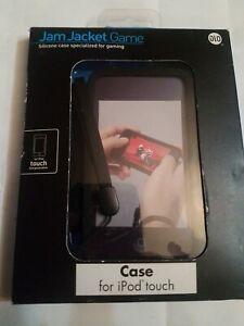 DLO DLA64070/1 Jam Jacket Game Case for iPod Touch 2G Black
