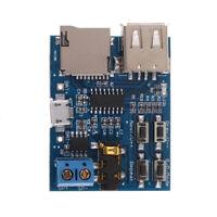 Mp3 Decoders Board Power Amplifier Mp3 Player Audio Module TF Card USB