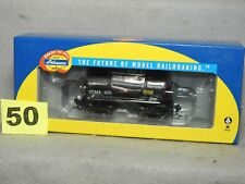 """ATHEARN HO SCALE #89118 SCMX """"BEER CAN"""" TANK CAR NEW O.B. READY TO RUN"""