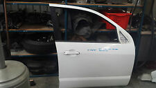 FORD TERRITORY SY TS AWD 09  R/H FRONT DRIVERS DOOR SHELL PAINT CODE : A1  WHITE