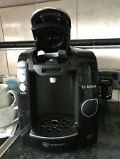 Bosch Tassimo Joy. Black, excellent condition. Hardly used. Lots of extras.