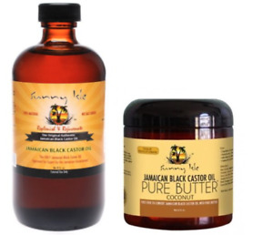 Sunny Isle™ Jamaican Black Castor Oil Coconut Pure Body Butter for Dry Skin Face