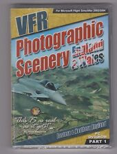 VFR Photographic Scenery Part 1 ~ Eastern & Northern England ~ Flight Simulator