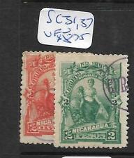 NICARAGUA  (PP3006B)     SC 31, 37   VFU