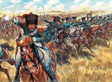 French Light Cavalry Napoleonic Wars Plastic Kit 1:72 Model 6080 ITALERI