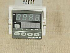 Yamatake SDC10 // C10T6DTA0200  Temperaturregler  used