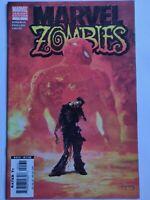 Marvel Zombies #1 (2006) 3rd Print Arthur Suydam ASM 50 Homage.  Robert Kirkman