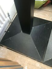 More details for 16 x heavy duty 700x700 tables/solid metal bases - perfect pubs/cafe/restaurant