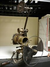 Antique 35 Mm Hand Crank Beater Movement Motion Picture Film Projector German