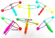 12 pc 7.3cm Mini Clickers Clackers Stocking Toy Birthday Party Bag FAVOR Filler