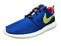 Nike Roshe One SE Indigo Force/Volt-Black (844687 408)