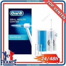 Oral B Water Jet Hydropulseur Dentaire Nettoyage Ciblé Améliore Santé Gencives