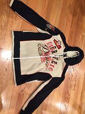 De Baggio Boys Hooded Zi 00006000 Pper Sweatshirt Size L Gently Used