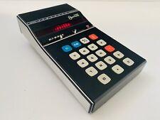 Vanguard X-810 Electronic Calculator Vintage 1972