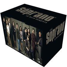 Los Sopranos SERIE COMPLETA DVD ESPAÑOL NUEVO CASTELLANO  1 2 3 4 5 6