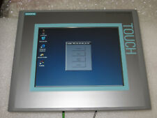 """SIEMENS MP277-10"""" Touch MULTI PANEL 6AV6 643-0CD01-1AX1, Excellent Used Tested"""