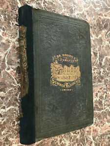Mysteries of Astrology & Wonders of Magic, 1854, C.W. Roback ~ Grimoire