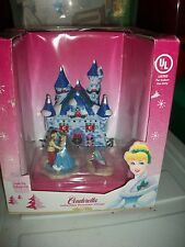 Disney Cinderella Light-Up Village Set Brass Key Keepsakes 2005