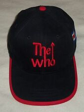The Who Tour Hat