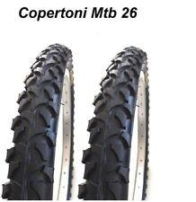 2 Copertoni MTB 26 KORAL Per Bici Bicicletta Mountain Bike 26x1.95 Gomme