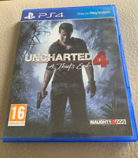 Uncharted 4: un ladrón's end