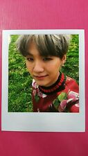 BTS SUGA Official POLAROID Photocard Special Album YOUNG FOREVER Photo Card 슈가