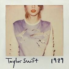 Taylor Swift - 1989 CD Album 2014 Shake It off