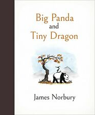 More details for big panda and tiny dragon by james norbury hardback