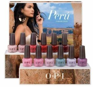OPI Nail Polish Peru Fall/Winter Collection NLP30 - NLP41, Choose Any One!