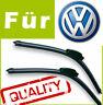 2 Scheibenwischer Wischerblätter Spezifisch für VW Touran 2010-2015