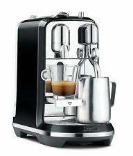 Breville BNE600SLQUSC Nespresso Creatista Single Serve Espresso Machine NEW