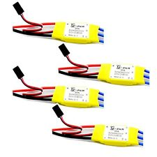4pcs Brushless 30A speed controller ESC MultiCopter KK Quad-rotor X-copter F