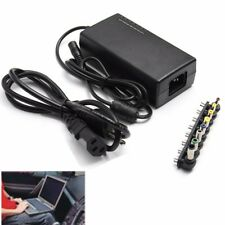 Universal 90W AC  Auto Car Power Charger Adapter For Laptop Notebook Computer