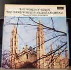 The World of King's - Choir of King's College Cambridge, David Willcocks - LP