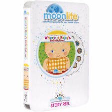 Moonlite – Where is Baby's Belly Button Reel Story Projector Story Reel