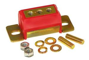 Prothane Transmission Mount Red for AMC / Chevrolet / Pontiac / Buick 7-1604