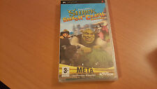 Shrek Smash n' Crash Racing (Sony PSP, 2007) - European Version