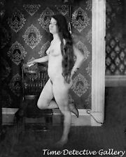 Storyville Prostitute #20 by E.J. Bellocq, New Orleans, LA -Historic Photo Print