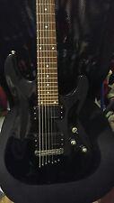 Upgraded SCHECTER Omen 7 String Diamond Series Guitar SEYMOUR DUNCAN BLACKOUTS