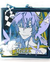 D.Gray-man Hallow Allen Walker Tyki Embrace Rubber Keychain Keyring Strap