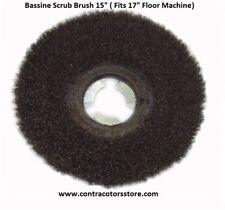 """Floor Machine Bassine Scrub Brush 17"""""""