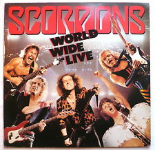 SCORPIONS - World wide live - DLP