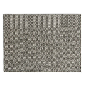 4x6 New Handmade 100% Wool Turkish Anatolian Vintage Kilim Oushak Grey Carpet