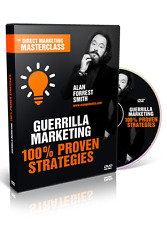 Guerrilla Direct Marketing Course 7 Set DVD by Alan Forrest Smith