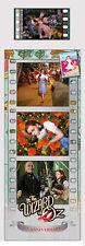 Film Cell Genuine 35mm Laminated Bookmark Wizard of Oz 75th Ann Dorothy USBM647