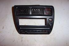TOYOTA COROLLA 93-97 DASH RADIO CLIMATE CONTROL TRIM BLACK