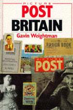 """VERY GOOD"" ""Picture Post"" Britain, Weightman, Gavin, Book"
